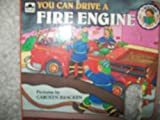 You Can Drive a Fire Engine (0307107612) by Bracken, Carolyn