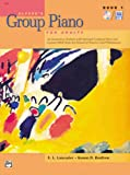 Alfreds Group Piano for Adults: Book 1 (First Edition)