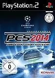 PES 2014 - Pro Evolution Soccer - [PlayStation 2]