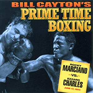 Rocky Marciano vs. Ezzard Charles Radio/TV Program