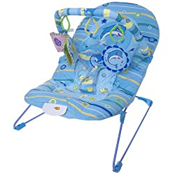 Crading Baby Bouncer (Blue)