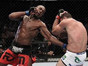 SD6723 Jon Jones Bones MMA Mixed Martial Arts 24x18 POSTER