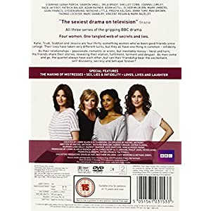 Mistresses - Series 1-3 Collection [Import anglais]