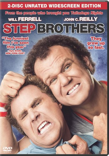 Step Brothers (Two-Disc Unrated Edition)