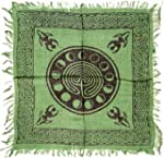 Tarot/altar Cloth - Celtic Design wit...
