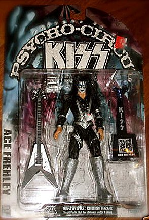 Picture of McFarlane KISS Psycho Circus Tour Edition Ace Frehley Figure (B00000JQ1Q) (McFarlane Action Figures)
