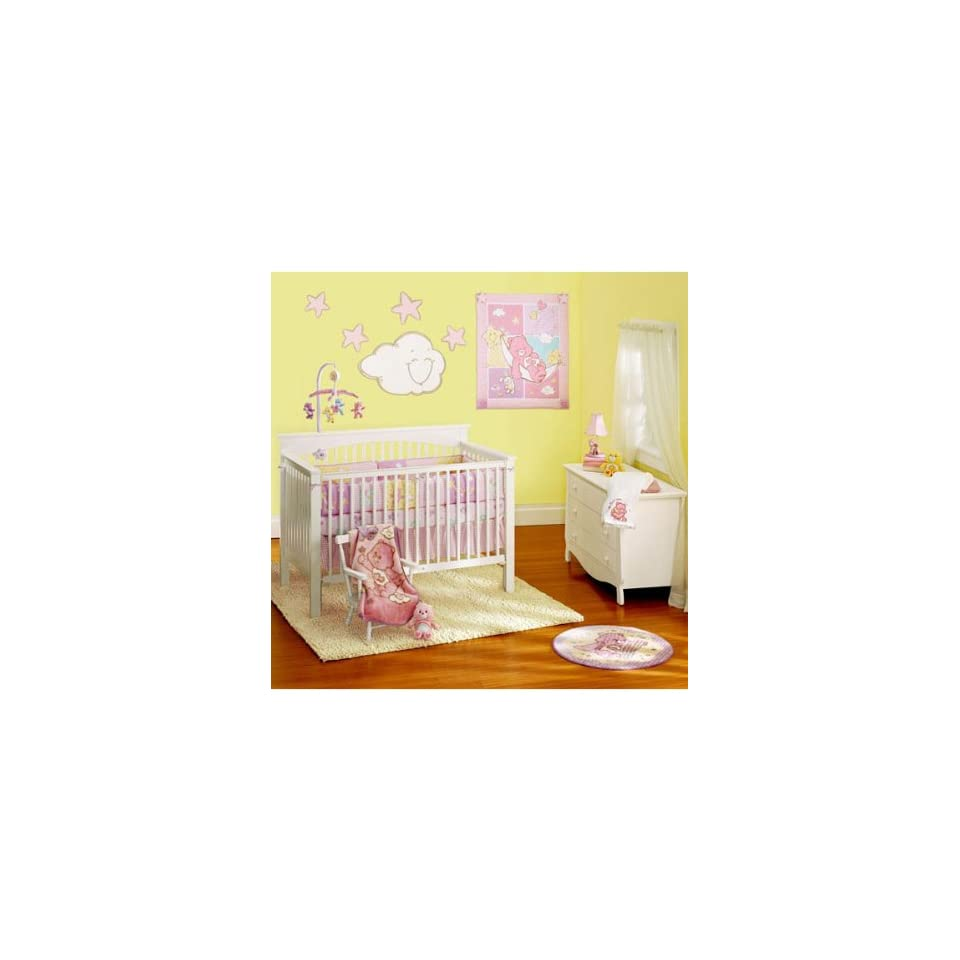 Care Bears Bedding Four Piece Crib Set On Popscreen