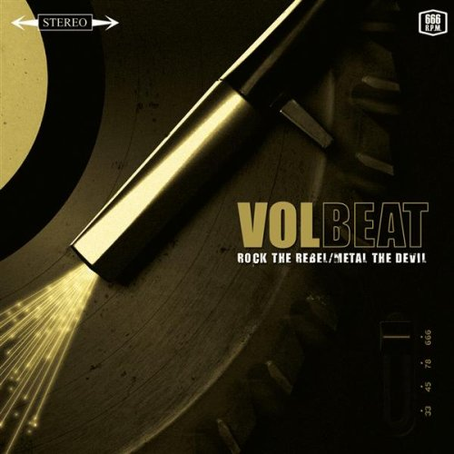 CD : Volbeat - Rock The Rebel/ Metal The Devil (CD)