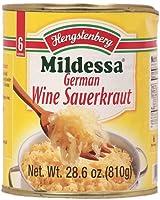 Hengstenberg Mildessa Wine Sauerkraut In Tin - 28.6 oz by Rich. Hengstenberg