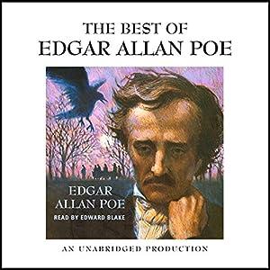 The Best of Edgar Allan Poe Audiobook