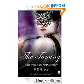 The Taming - Book Three in The Pet Shop Trilogy