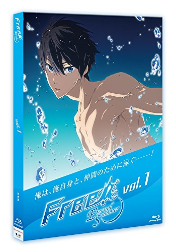 Free! -Eternal Summer- 1 [Blu-ray]