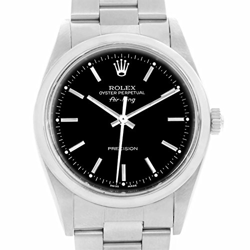 Rolex Air-King automatic-self-wind mens Watch 14000 (Certified Pre-owned) (Rolex Air King compare prices)