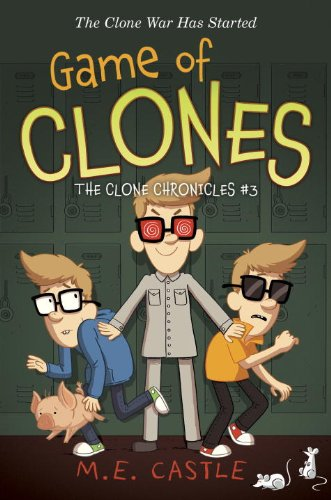 Game of Clones: The Clone Chronicles #3 cover image