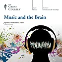 Music and the Brain Lecture by  The Great Courses Narrated by Professor Aniruddh D. Patel