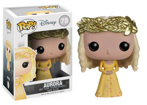 Funko Pop! Disney: Maleficent Movie - Aurora Vinyl Figure - 1