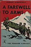 A Farewell to Arms (The Modern Library of the Worlds Best Books)