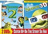 Shrek 2 (Full Screen) / Shrek 3D - Party in the Swamp