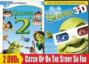NEW Shrek 2/shrek 3d Party In The (DVD)
