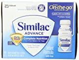 Similac Advance Early Shield Infant Formula with Iron, Ready to Feed, 8-Fluid Ounces (Pack of 24)