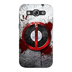 Enticing Bleed Dead Multicolor Back Case Cover for Galaxy Grand Quattro