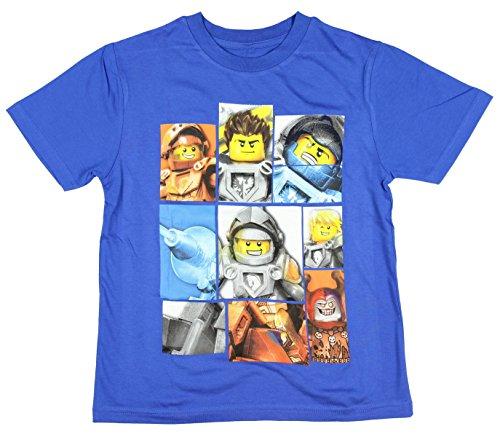 Lego-Nexo-Knights-Good-Vs-Evil-Boys-Shirt-4-16