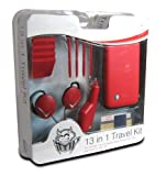 """echange, troc Kit voyage """"13 en 1"""" pour DS Lite: Rouge"""