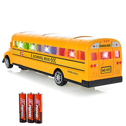 Brand-New-Playtime-Bus-School-Bus-Toy-With-Beautiful-Attractive-Flashing-Lights-and-Sounds-Bump-and-Go-Action-Batteries-Included