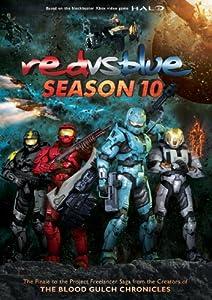 Red Vs Blue: Season 10 [DVD] [2003] [Region 1] [US Import] [NTSC]