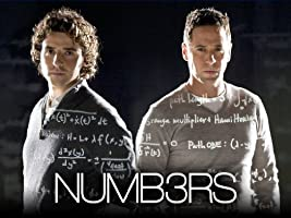 Numb3rs Season 4 [HD]