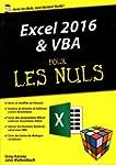 Excel 2016 et VBA pour les Nuls m�gap...
