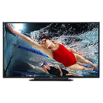 Sharp LC-70LE750 70-Inch Aquos Quattron 1080p 240Hz Smart LED HDTV