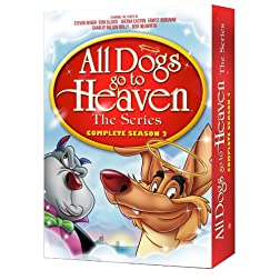 All Dogs Go to Heaven The Series: Complete Season Two (Gift Box)