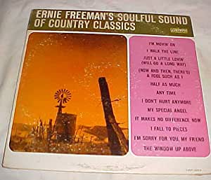 Ernie Freeman Soulful Sound Of Country Classics