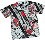 Red Silk -- Spider-Man All-Over Print T-Shirt
