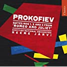 Prokofieff: Romeo and Julia - Suiten 1, 2 & 3