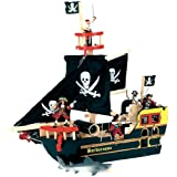 Le Toy Van Barbarossa Pirate Shipby Le Toy Van