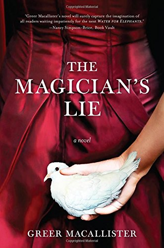 The Magician's Lie, book review
