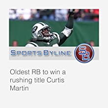 Interview with Curtis Martin  by Ron Barr Narrated by Ron Barr, Curtis Martin