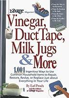 Yankee Magazine's Vinegar, Duct Tape,…