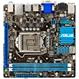 ASUS Intel H77 mini ITX Motherboard - P8H77-I