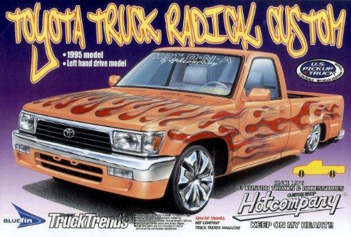 #4 Toyota Truck