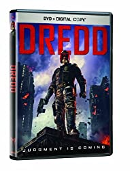 Dredd [DVD + Digital Copy]