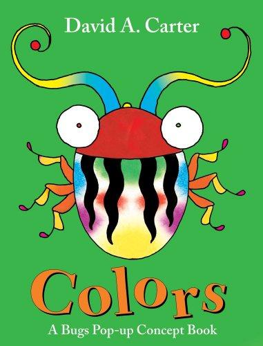 Colors (Bugs Pop-Up Concept Books)
