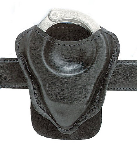 Safariland 590 Handcuff Pouch with Paddle fits 1.75-Inch Belt (Plain Black) vaude vaude sioux 100 syn