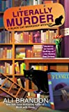 img - for Literally Murder (A Black Cat Bookshop Mystery) book / textbook / text book