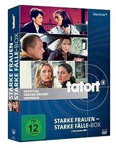 Tatort: Starke Frauen - Starke Fälle-Box [3 DVDs]