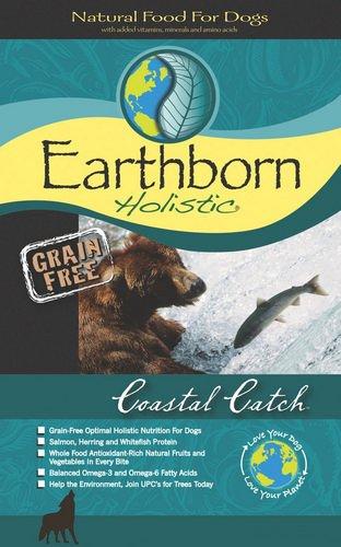 Earthborn Holistic Coastal Catch Grain-Free Dry Dog Food, 28-Pound Bag