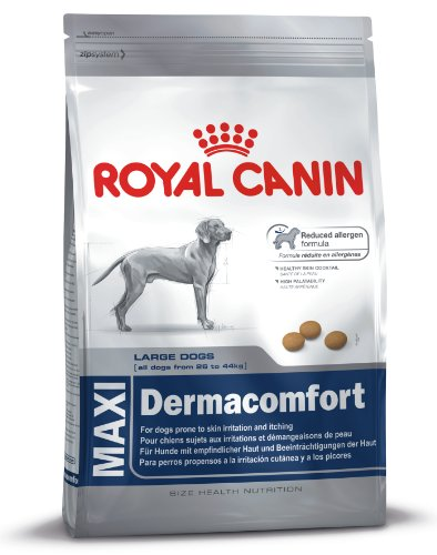 Royal Canin Maxi Dermacomfort Dry Mix 12 kg