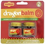 TREAT & EASE DRAGON BALM 2PACK